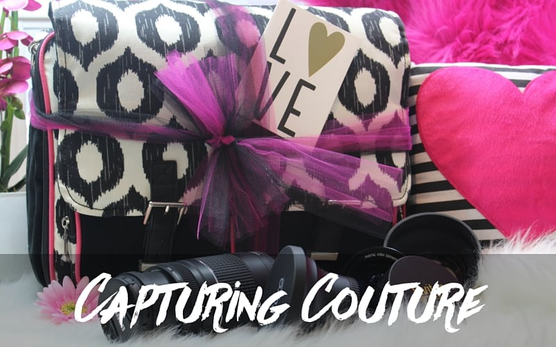 Capturing Couture: The Perfect Gift For A Fashionista That Adores Photography