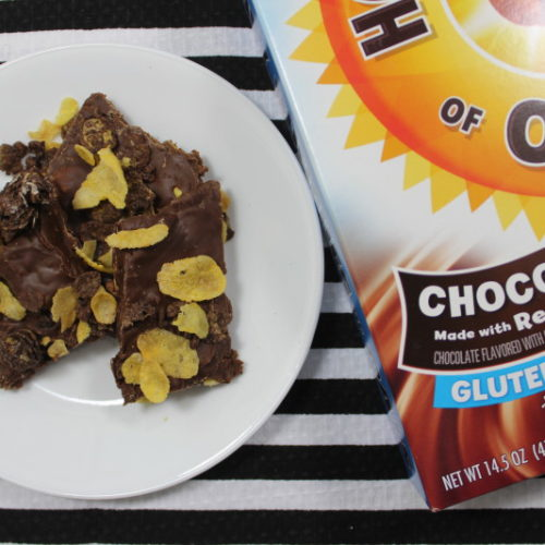 Honey Bunches Of Oats Gluten-Free Chocolate Fudge Recipe