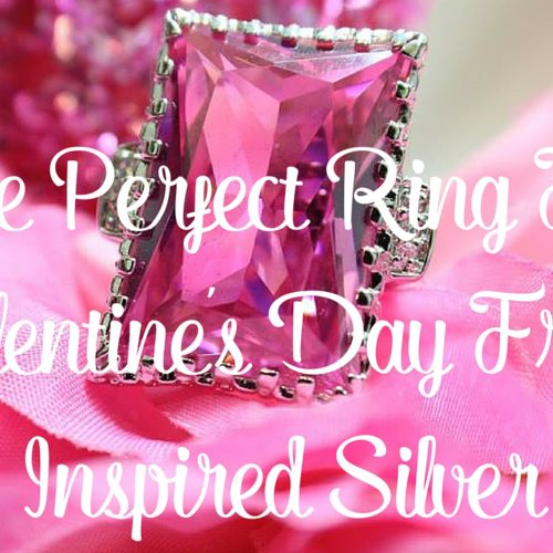 The Perfect Ring For Valentine's Day From Inspired Silver