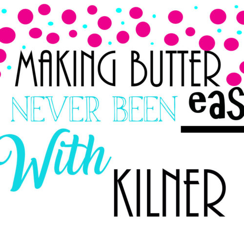 Kilner Butter Churn The Perfect Gift For Any Foodie