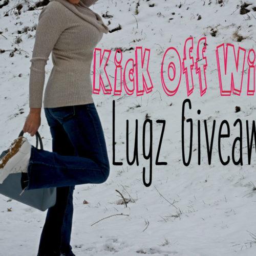 Kick Off Winter: Lugz #Giveaway