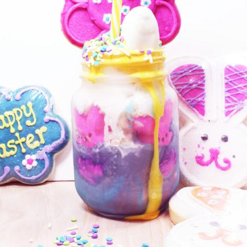 Unicorn Easter Sundae