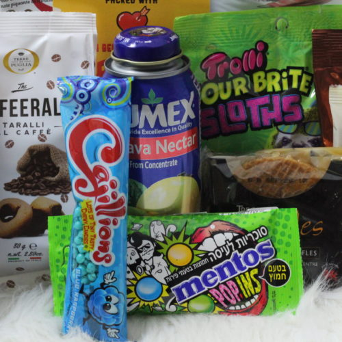 MunchPak: The Perfect Subscription Box For Snack Lovers