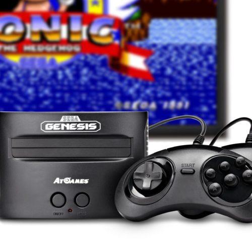 New Atari 2600/Sega Genesis Consoles Hitting Shelves This Fall