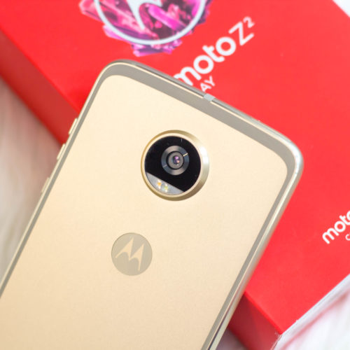 Moto Z2 Play Our First Look And Why It Is Different From The Moto Z Play