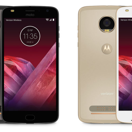 Moto Z2 Play Available Now!!!