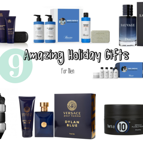 9 Amazing Holiday Gifts For Men