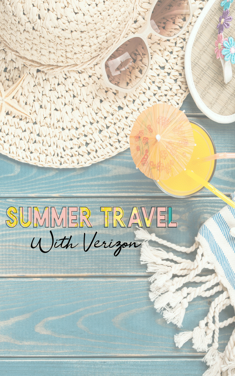 Must-Have Summer Travel Tech With Verizon