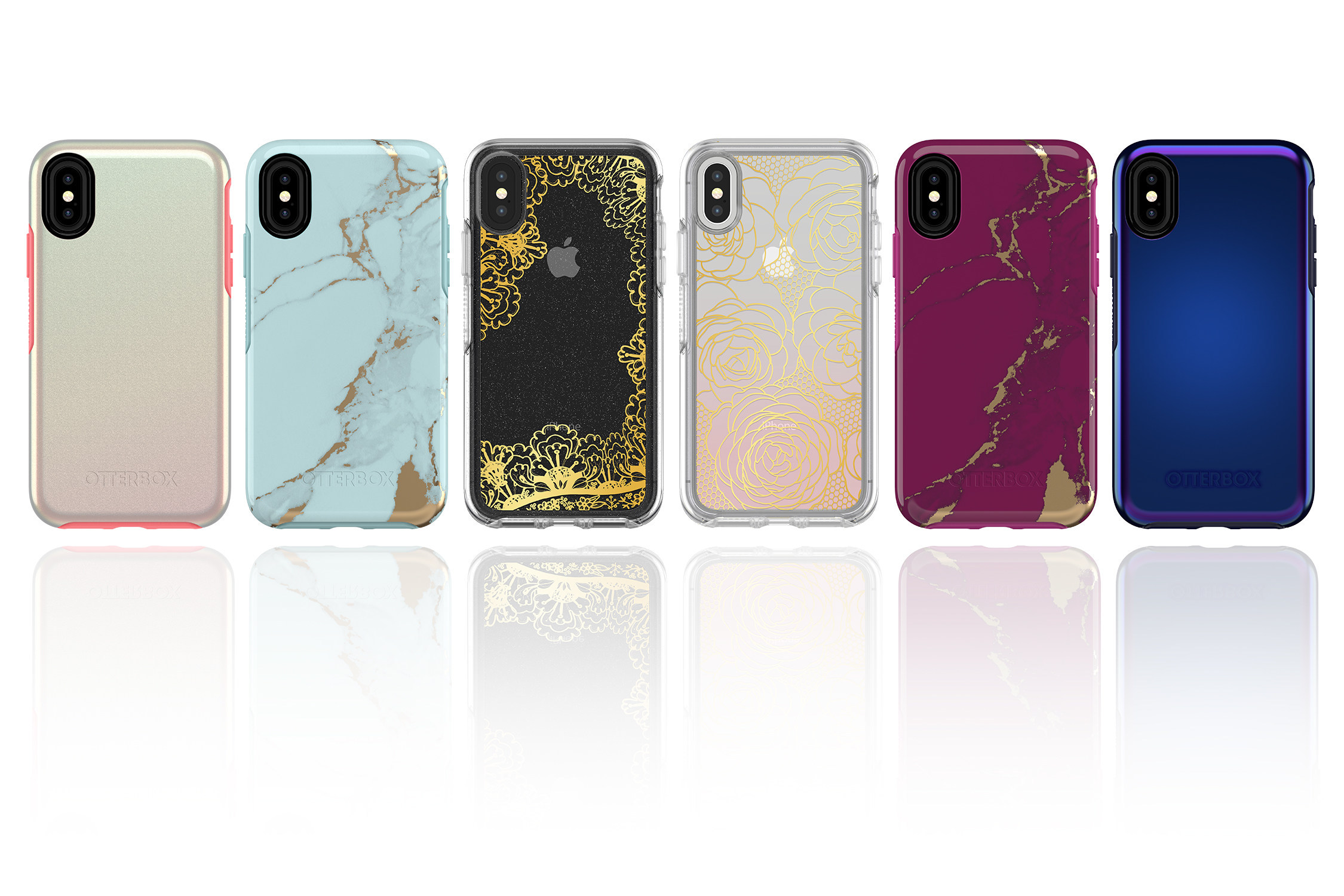 official photos 877e3 6b588 On Trend and On Point: New OtterBox Symmetry Series Styles Available ...