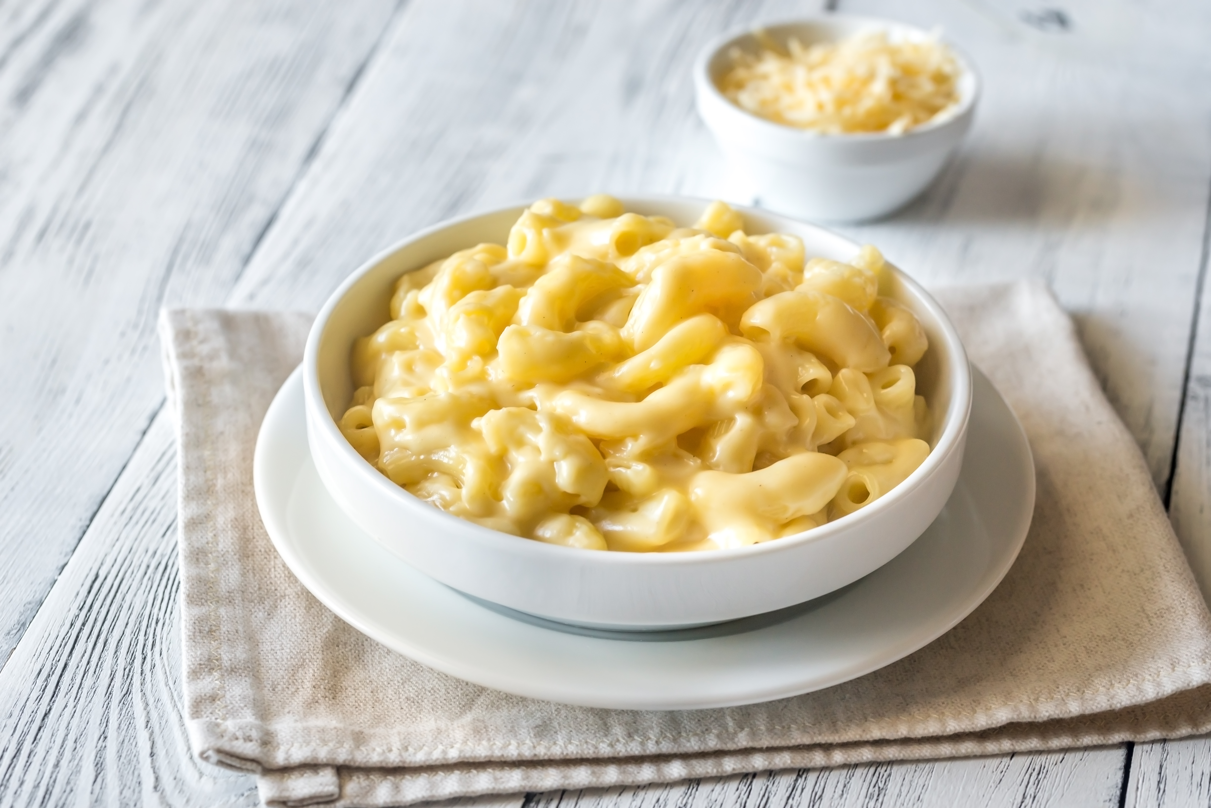 Power Quick Pot: Slow-Cooked Mac & Cheese