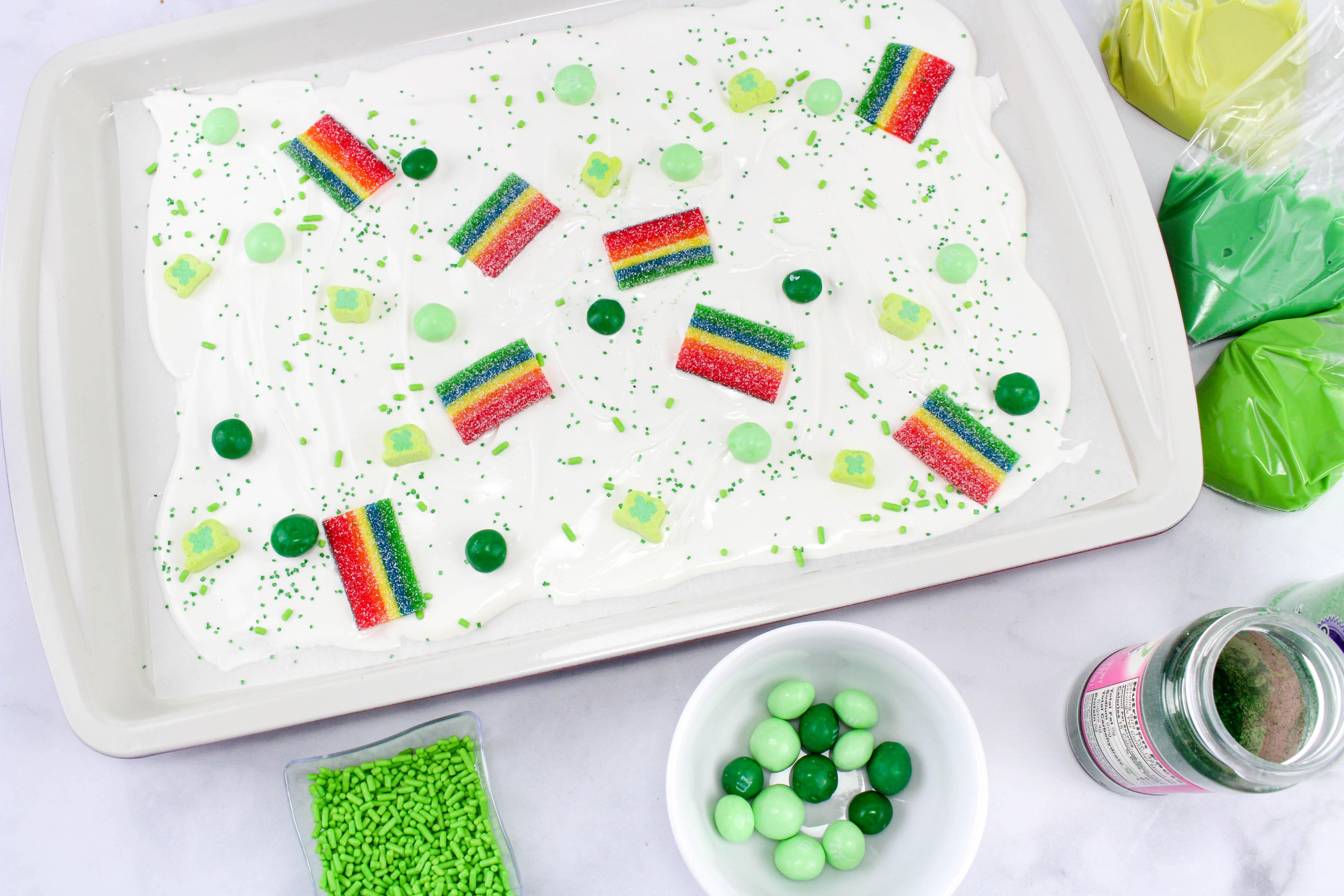 St. Patrick's Day Bark