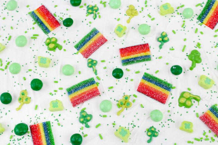 Luck Of The Irish St. Patrick's Day Bark