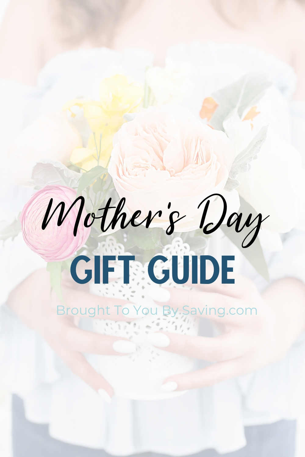 Mother's Day Gift Guide From Savings.com & Giveaway