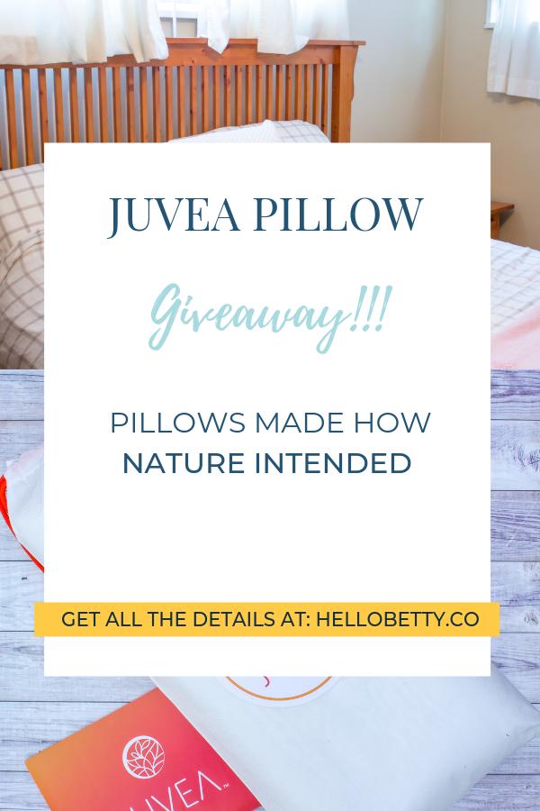 JUVEA Pillow