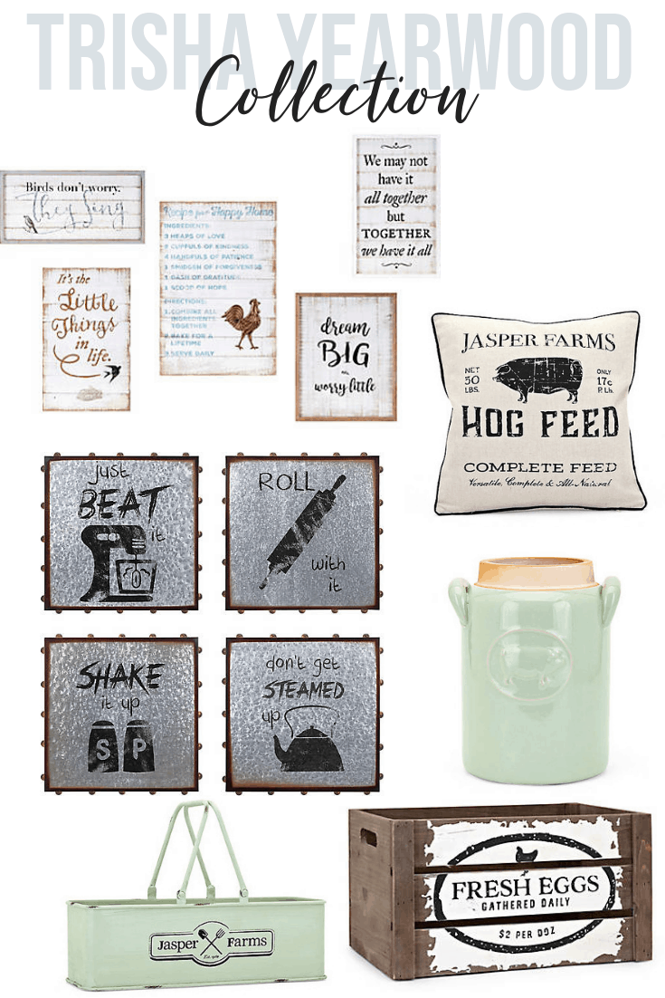 Farmhouse Decor From Tractor Supply