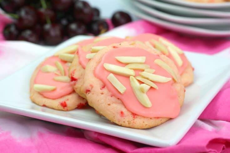 Cherry Amish Cookies