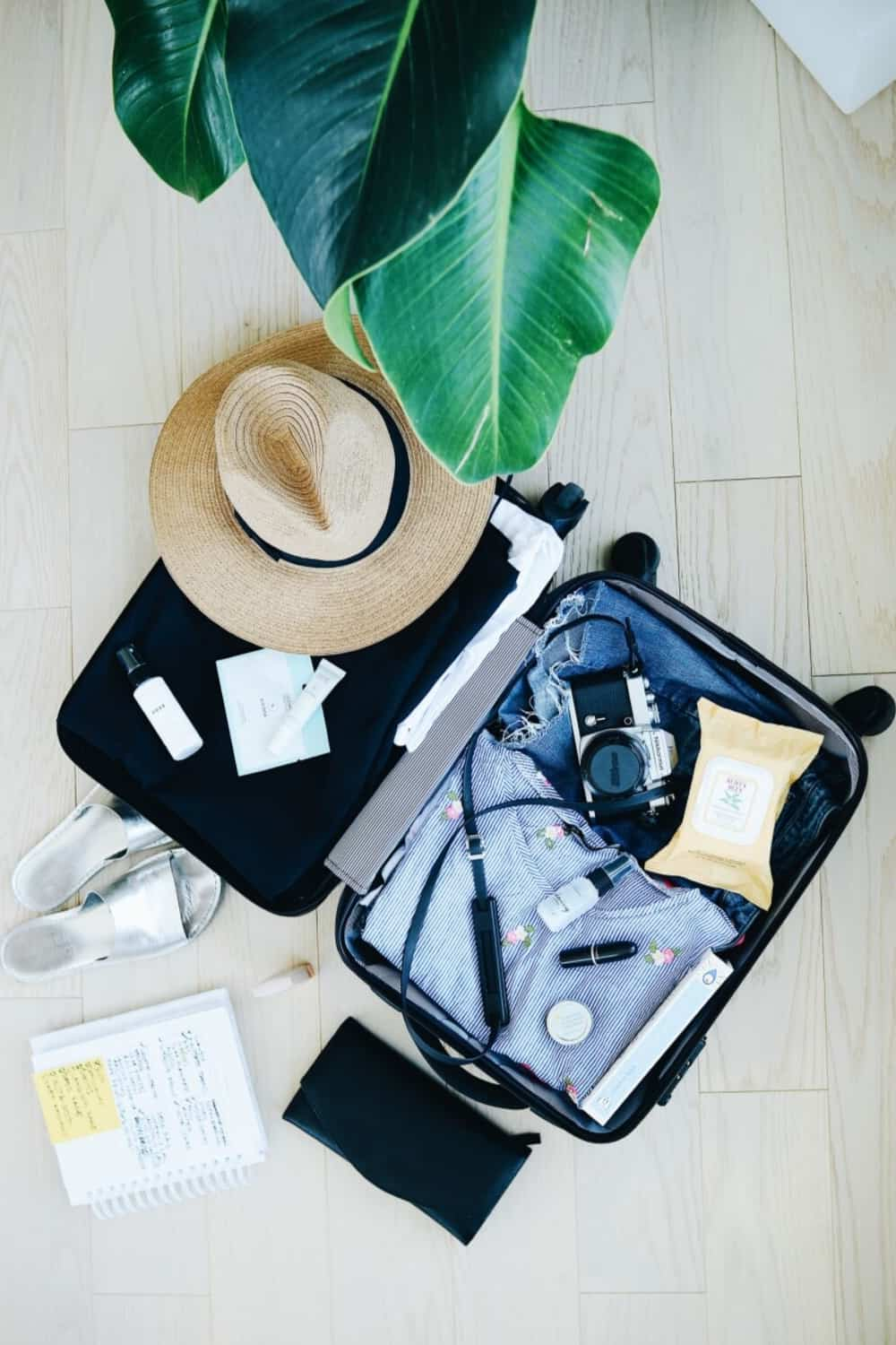 Packing Need-To-Know Hacks For A Weekend Away