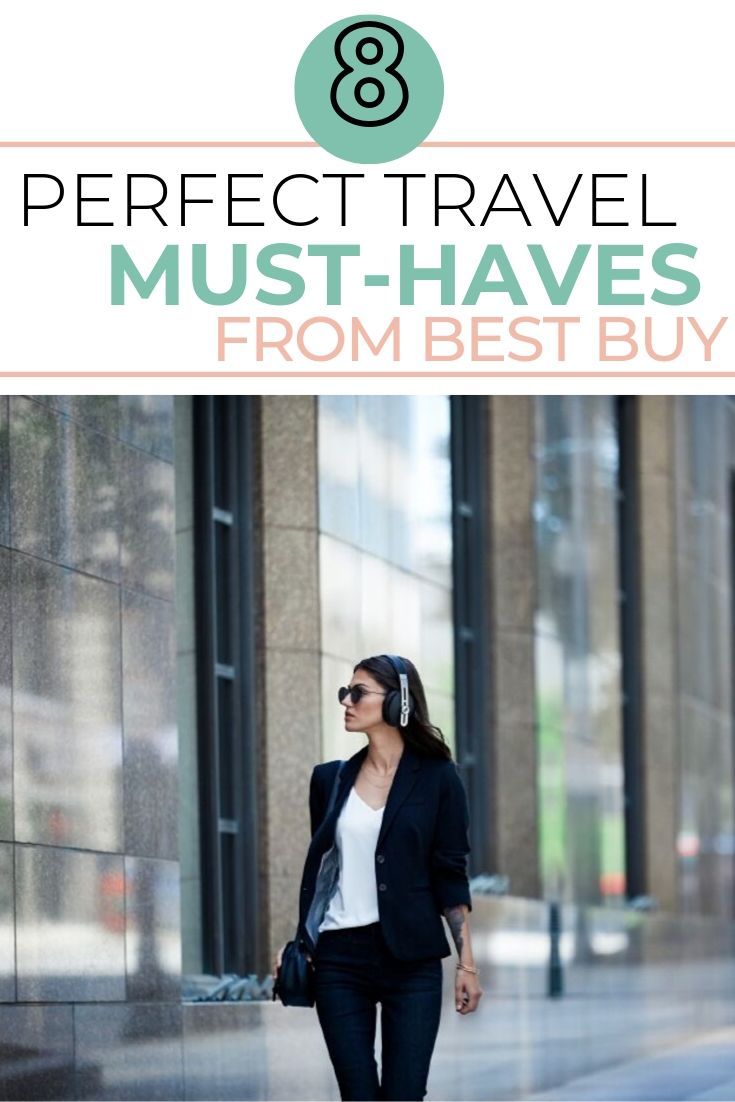 Travel Must-Haves From Best Buy