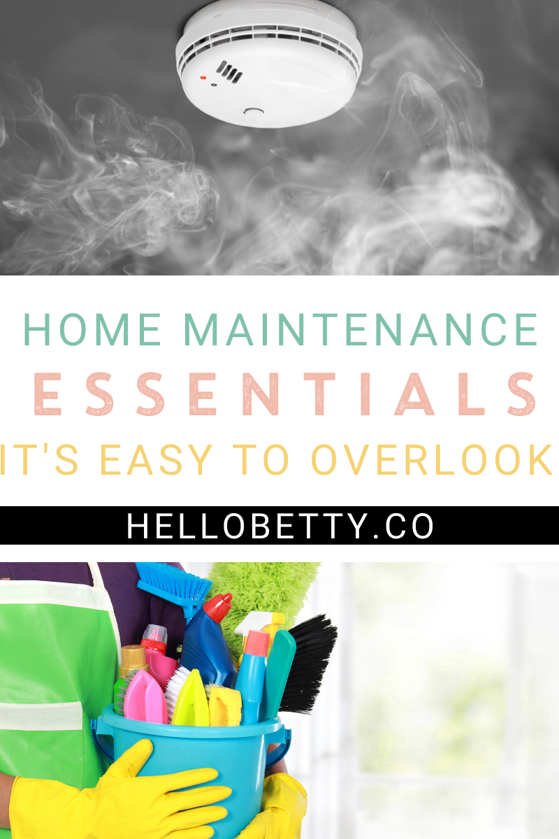 The Home Maintenance Essentials It's Easy To Overlook
