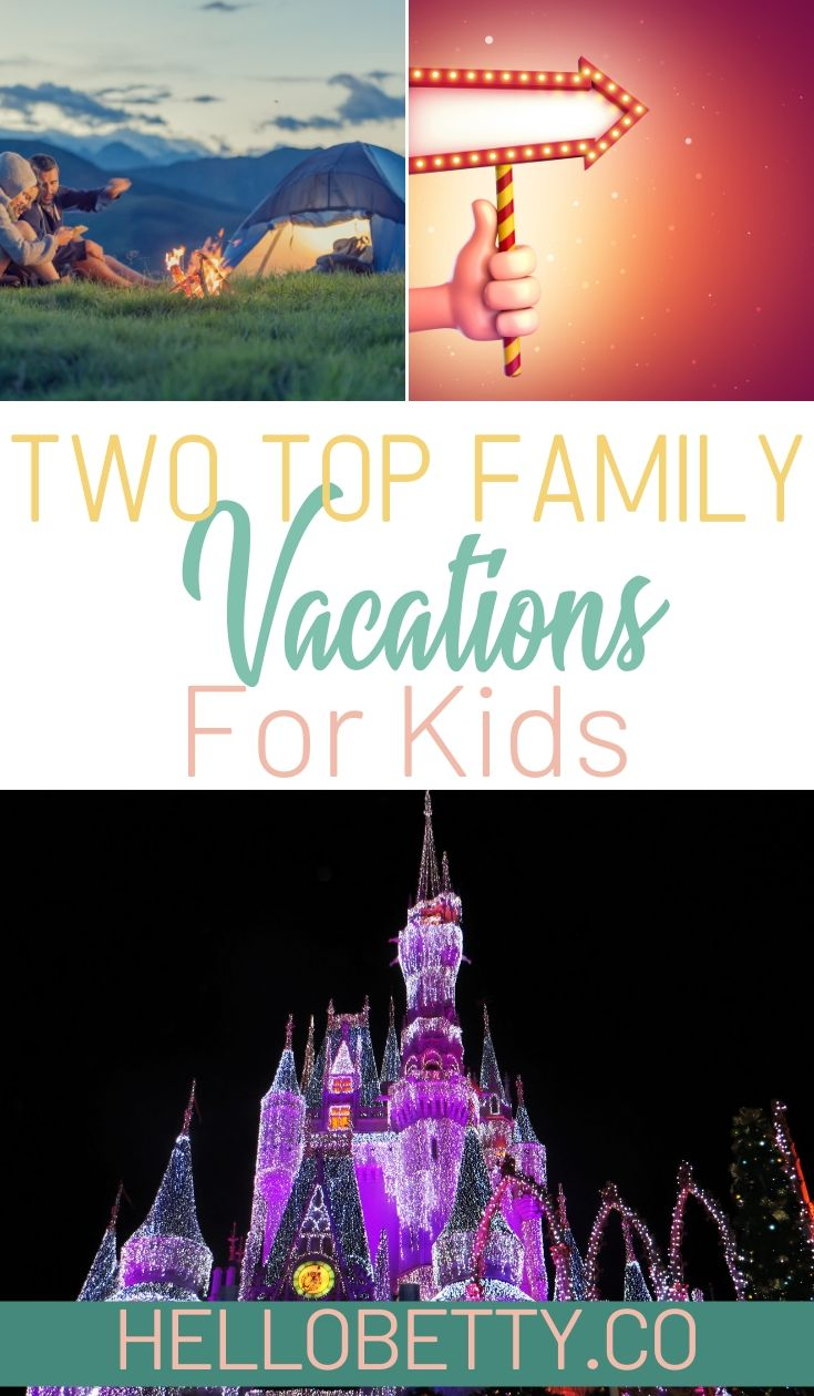 2 Top Family Vacation Ideas For Kids