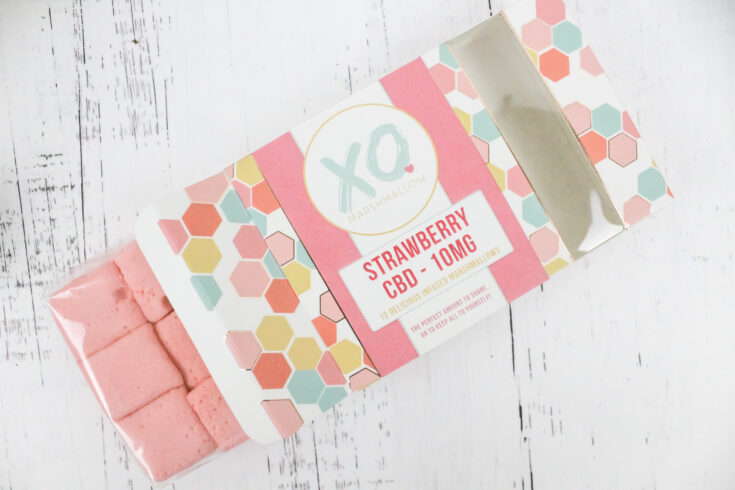 Handcrafted, Gourmet Marshmallows