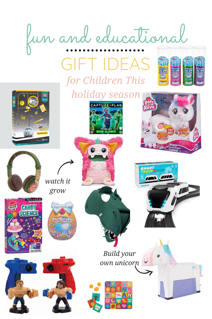fun and educational gifts