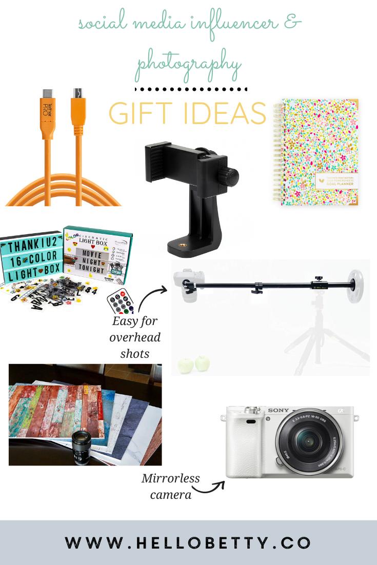 Social Media Influencer Gift Guide