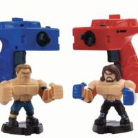 WWE Battle Game Set John Cena vs. AJ Styles